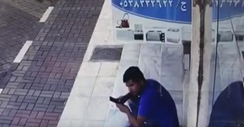 Pierde la vida joven que miraba su celular en el lugar equivocado