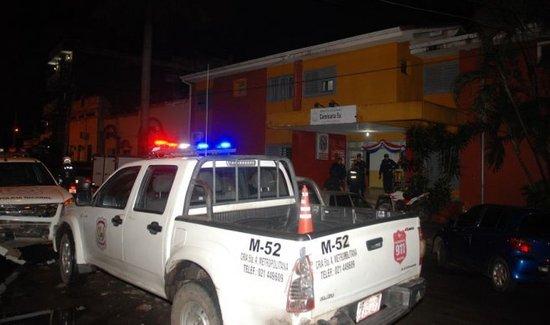 Detenido denuncia extorsión de agentes policiales