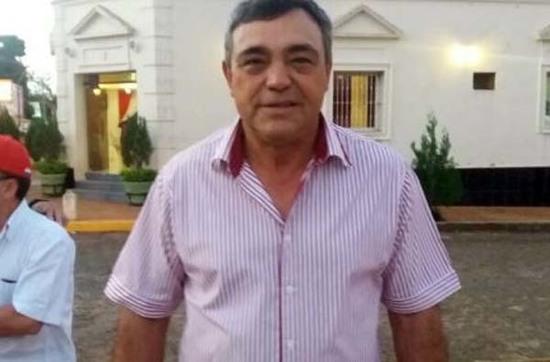 Chávez asume el cargo de Gobernador de Guairá