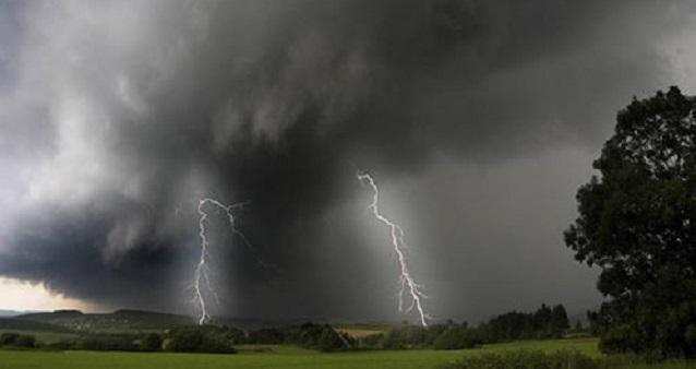 Meteorología emite alerta para el norte y este del país