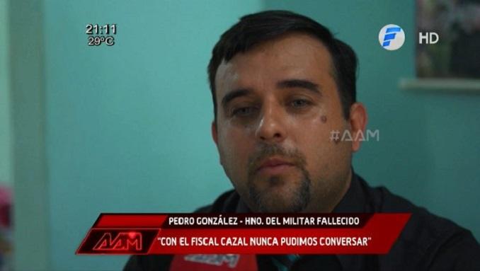 Muerte del capitán Piñánez y suboficial fue un atentado selectivo, aseguran