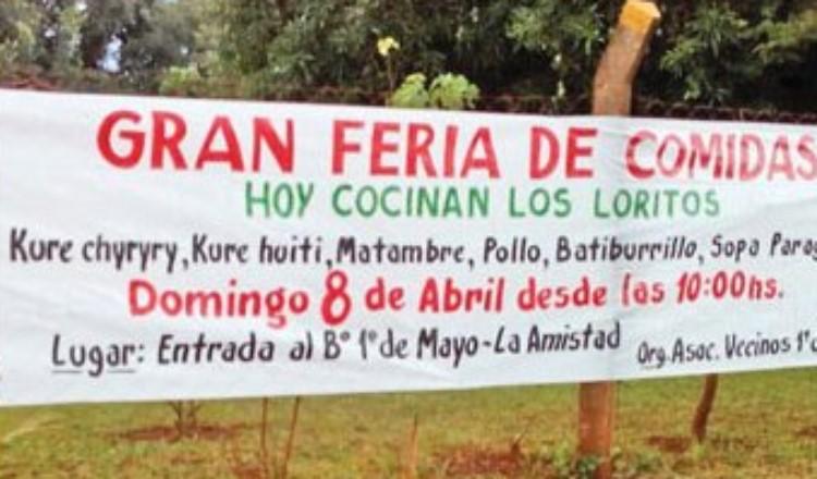 Feria gastronómica de Loritos Oga tendrá lugar en Cambyreta