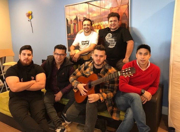 Tierra Adentro lanza nuevo tema musical