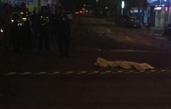 Joven falleció arrollado en San Lorenzo