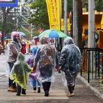 Meteorología emite alerta de tormentas para nueve departamentos