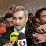 """Abdo Benítez sobre becas: """"Yo no estuve en el proceso"""""""