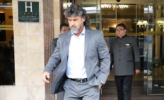Traumática salida de Leonel en Libertad: no lo dejaron entrar al club