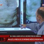 """Forense revela """"inconsistencias"""" médicas del caso Arrom y Martí"""