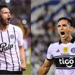 Olimpia y Libertad se presentan en la Libertadores