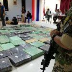 Senad incauta cuatro toneladas de marihuana en Caazapá