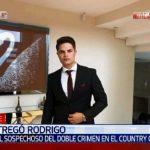 Se entrega joven sospechoso de doble crimen en country