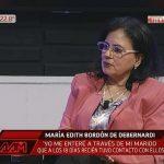 María Edith revive su secuestro y narra qué hicieron Arrom y Martí
