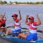 Paraguay marca historia con medalla de oro en juegos Sudamericanos de Playa