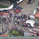 Balacera en escuela de Brasil deja varios muertos y heridos