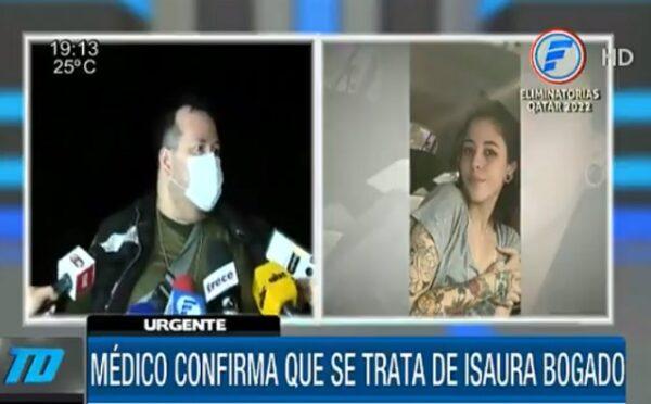 Caso Isaura: Forense detalla escena hallada