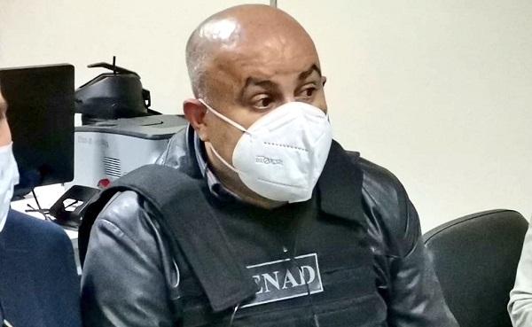 Ordenan prisión preventiva de Kassem Hijazi en la Agrupación Especializada